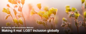 Making It Real: LGBT inclusion globally webcast