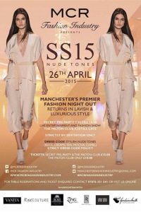 Manchester Fashion Industry Presents The SS15 'Nude Tones' Party @ The Milton Club | Manchester | United Kingdom