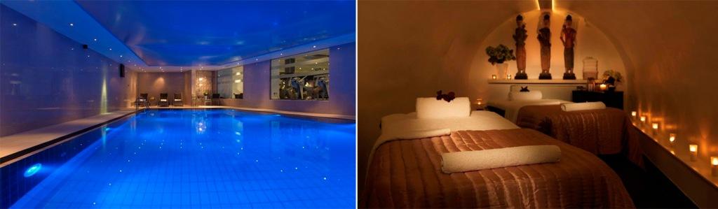 Sienna Spa & Retreat - pool-treatmentroom