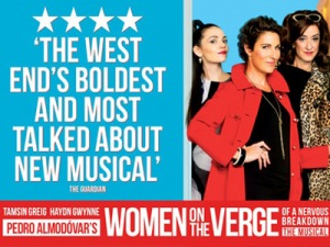 Women on the Verge – in aid of Womankind @ The PlayHouse Theatre | London | United Kingdom
