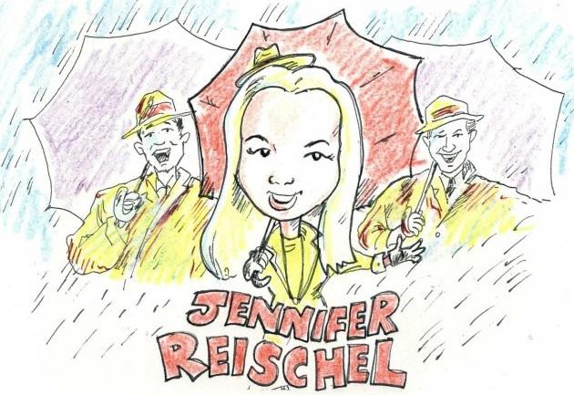 Jennifer Reischel cartoon