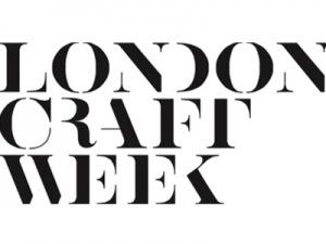 London Craft Week @ Various venues   London   United Kingdom