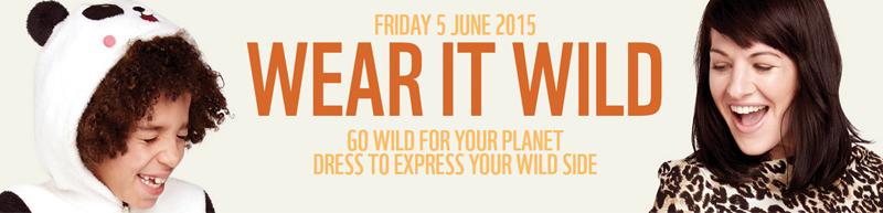 WWF-Wear it Wild