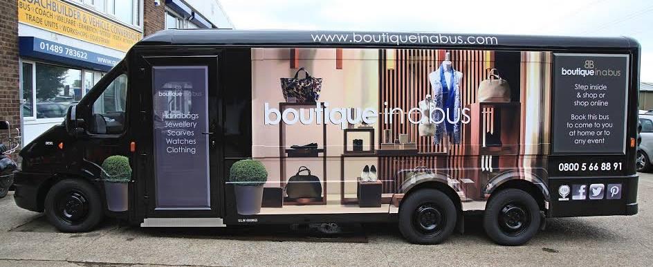 Boutique Bus