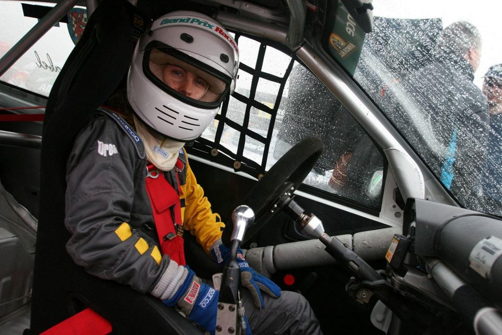 Annabel Meade Race Driver Incar