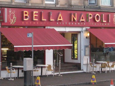 Bella napoli featured