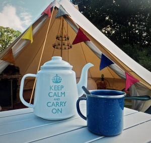 Glamping-Scotland - Image by Flower Power girl