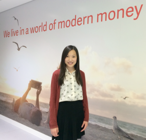 Irene Chan-Worldpay offices