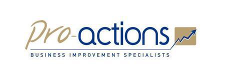 Pro-actions logo