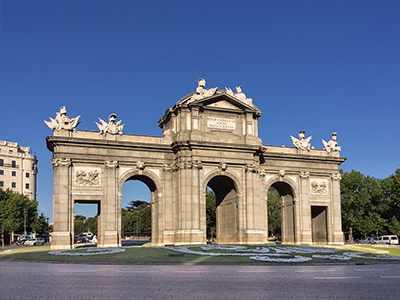 Puerta de Alcalá - Madrid (c) R.Duran - thumb
