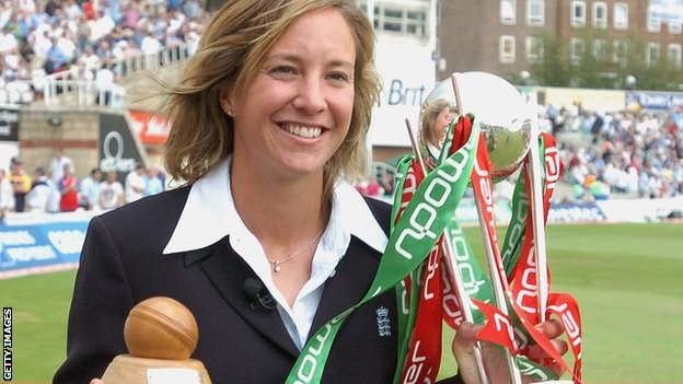 Claire Connor women's cricket