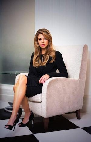 Lauren Riley-on chair