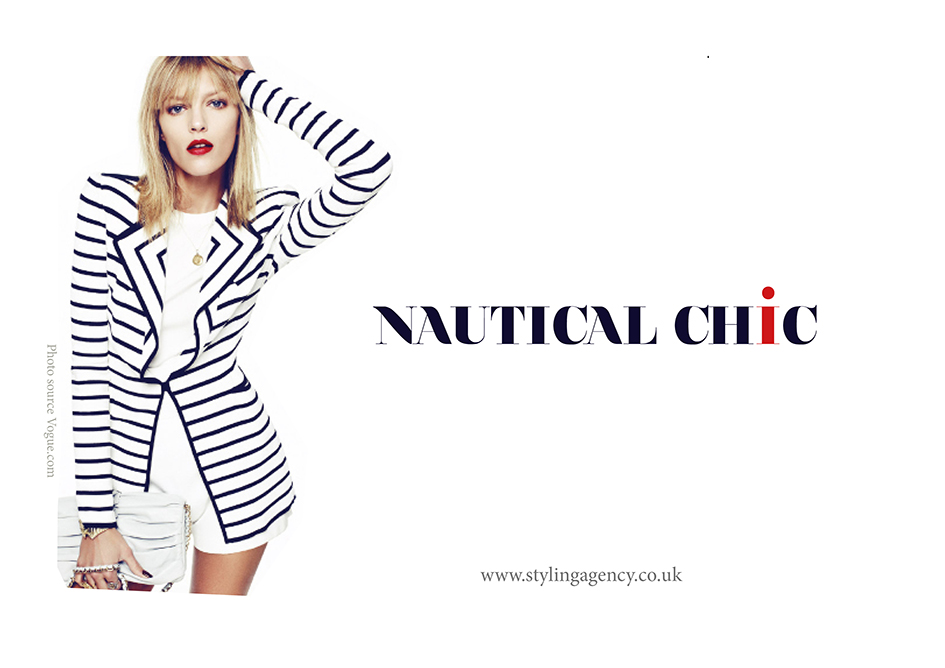 Nautical Look Banner