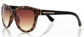 Riverisland tortoise shell cat eye sunglasses