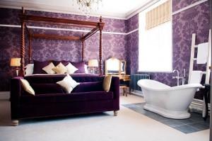 Chateau Rhianfa Bedroom