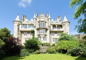 Chateau Rhianfa outdoor