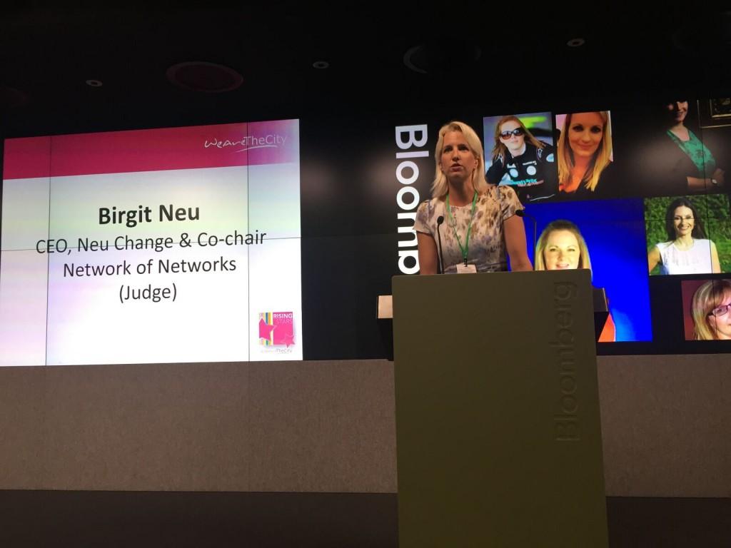 Birgit Neu rising star