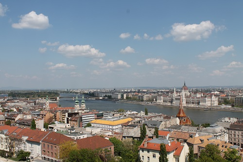 Budapest Danube 500