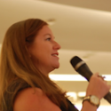 Caroline Graham-speaking