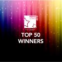 Rising Star Top50-winners