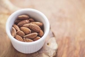 almonds-food