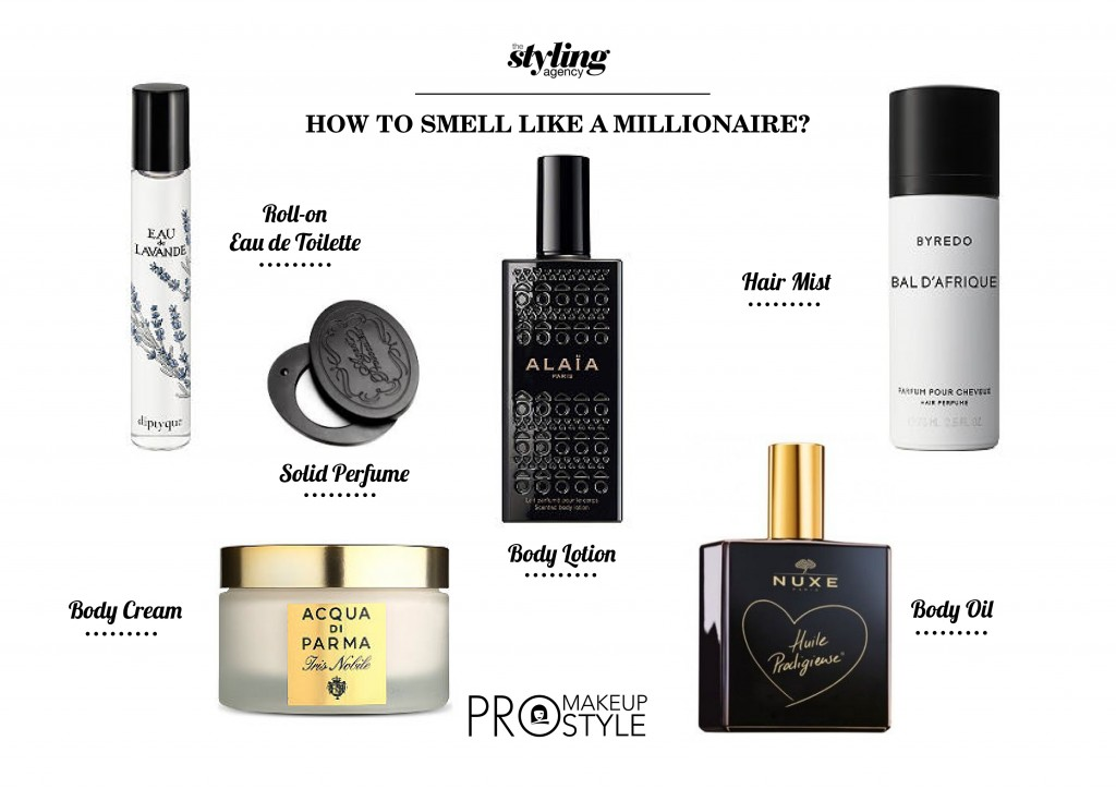 how to smell like a millionaire 1