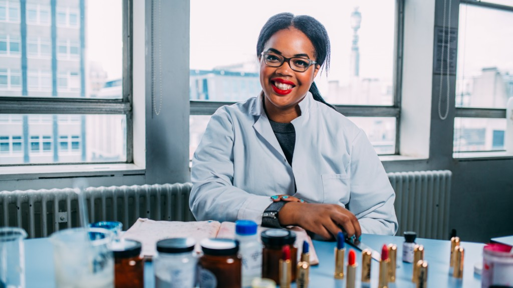Inspirational Woman: Florence Adepoju | Cosmetic Scientist & Founder ...