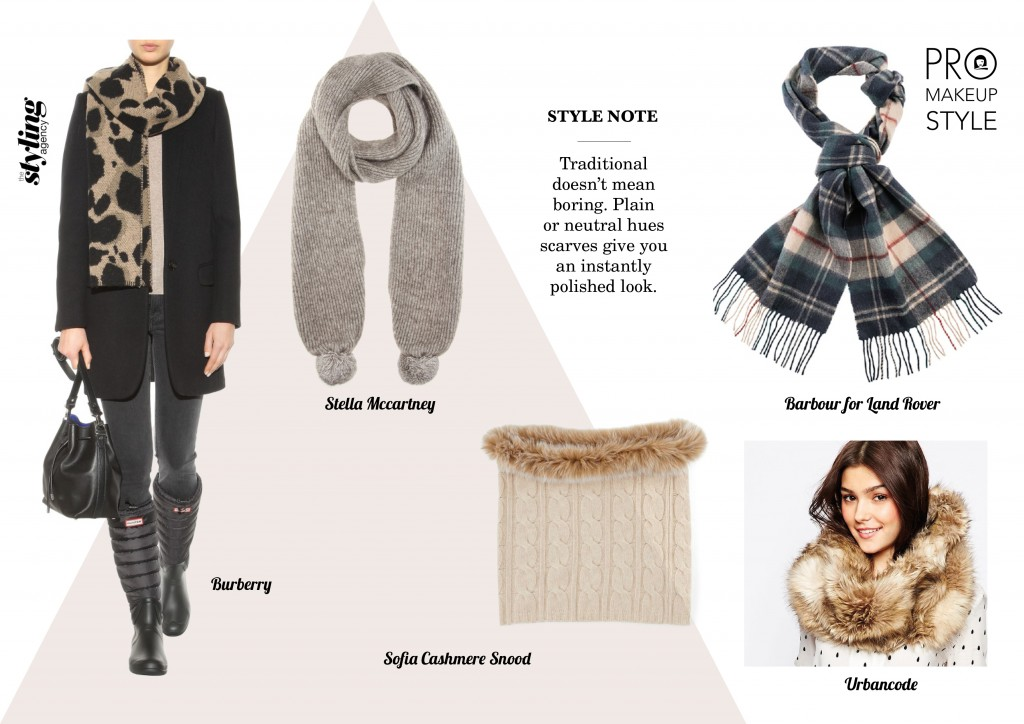 The Styling Agency Classic Scarves