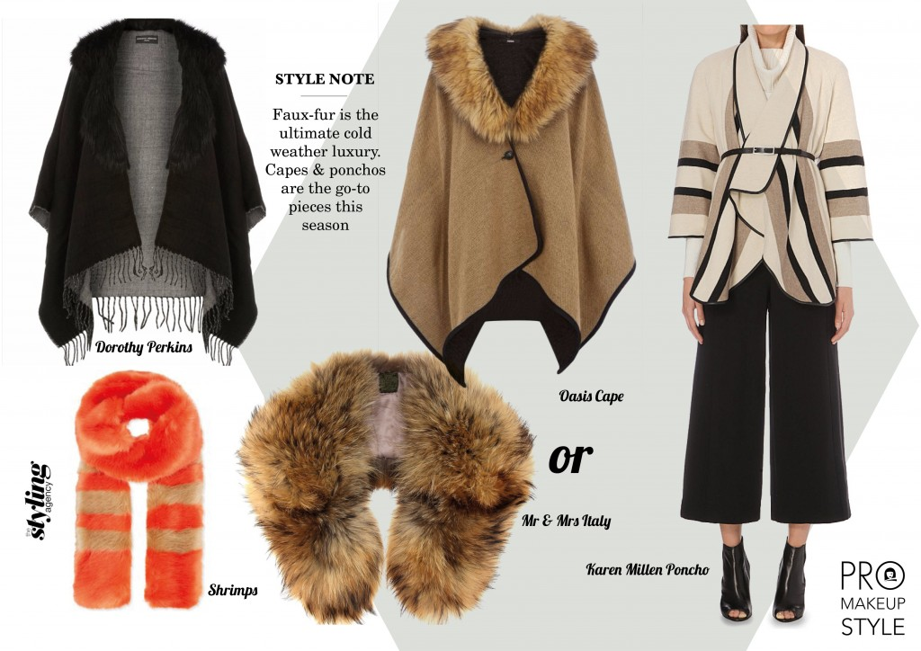 The Styling Agency Scarves and capes