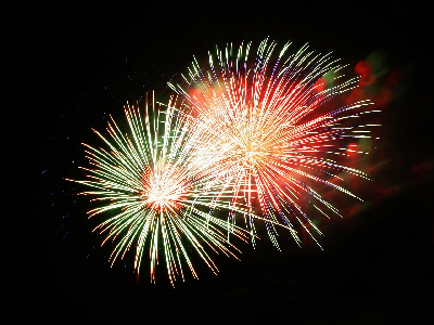 fireworks featured
