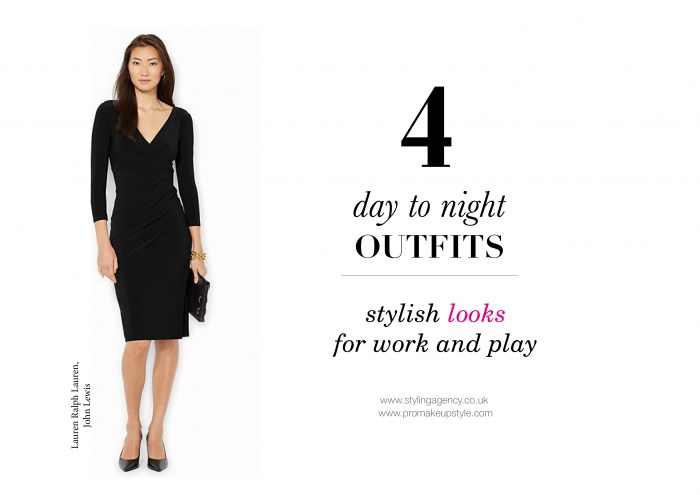 4 day to night outfits