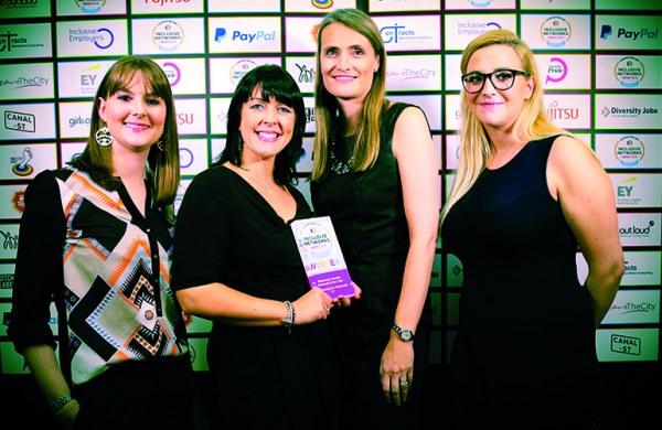 Inclusive Awards, EY Winners