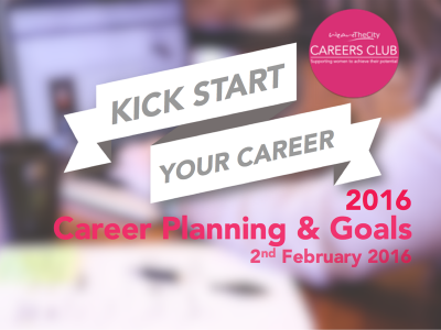 Kick start your career event 2016