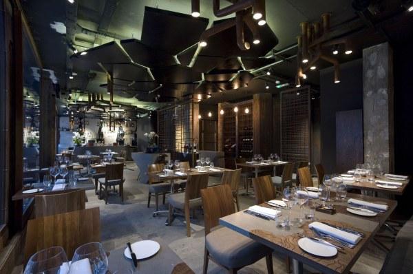 Zebrano restaurant