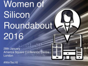 Woman of silicon Roundabout 2016 Feature