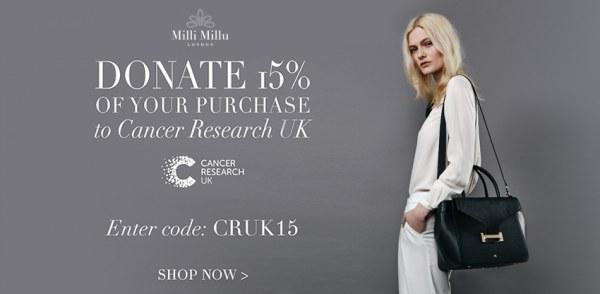Milli Millu Cancer Research UK