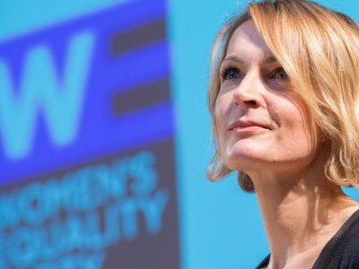 Sophie Walker - Speaks out about Gender Inequalities