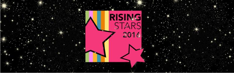 Rising Star Header Banner