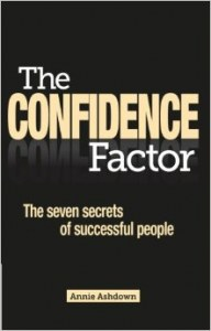 the confidence factor, annie ashdown