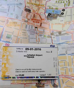 Map and Tickets