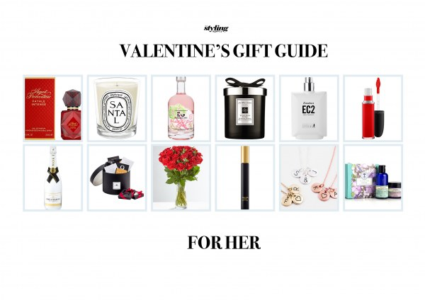 Valentine's Gifts for Her - Style the City