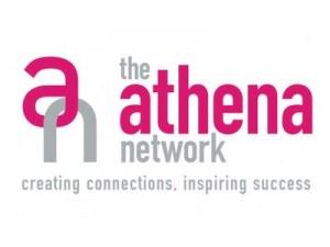 The Athena Network Logo