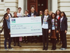 Women Equality Party Cheque