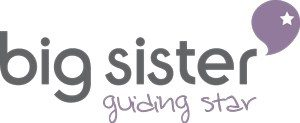 big sister logo, girls out loud