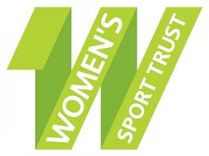 women's sport trust logo featured
