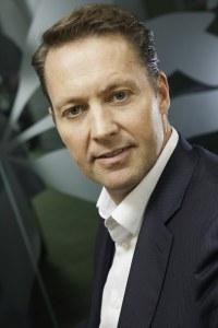 Chris Ciauri in a suit