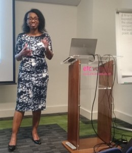 teri okoro apm women in project management
