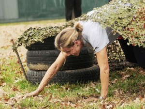Women fitness test - Frontline units