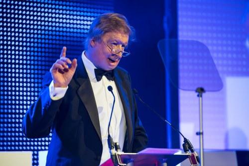 James Partridge OBE
