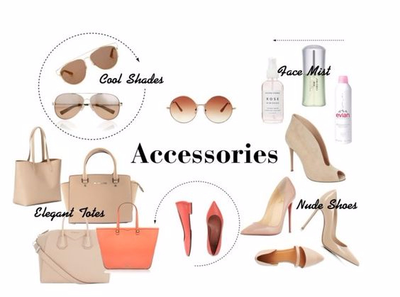 Sunny Weather Trends The Styling Agency Accessories